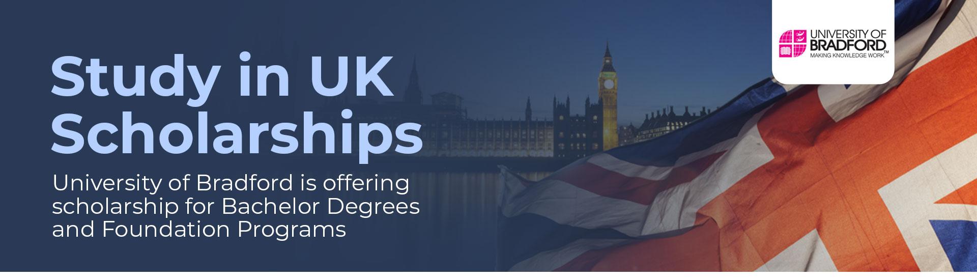 Study in UK Scholarships