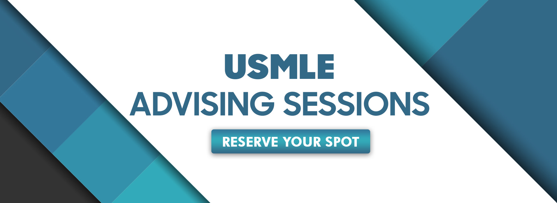USMLE Advising Sessions